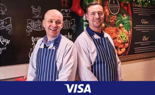 Visa's Support Your High Street